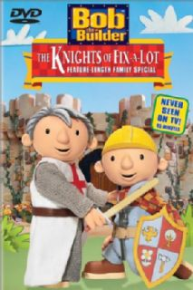 Bob the Builder   The Knights of Fix A Lot (DVD)