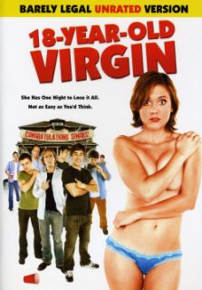 18 Year Old Virgin   Barely Legal Unrated Version (DVD)