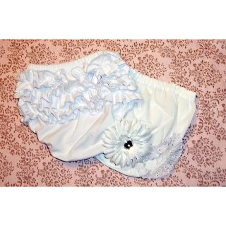 Just Girls Ruffle Bloomer Set/Diaper Covers
