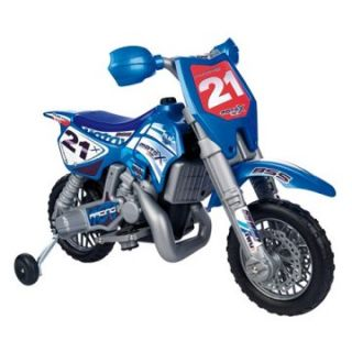 Febercross SXC Dirt Bike   Battery Powered Riding Toys