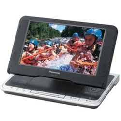 Panasonic DVD LS850 Portable DVD Player (Refurbished)