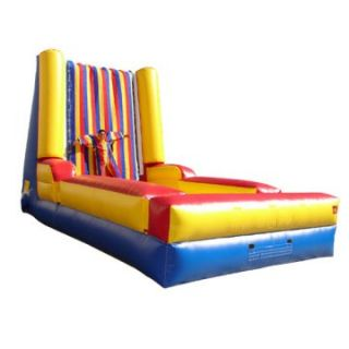 Kidwise Velcro Wall Interactive Inflatable   Commercial Inflatables at