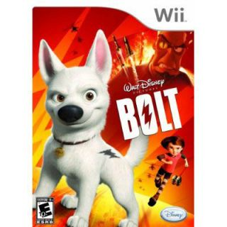 Wii   Disney Bolt (Pre Played)