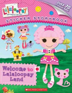 Welcome to Lalaloopsy Land (Paperback) Today: $7.39