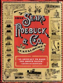 1897  Roebuck & Co. Catalogue (Paperback)