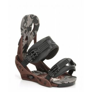 Burton Doom Snowboard Bindings Matte Black up to 55% off