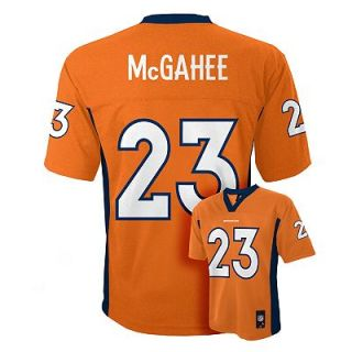 Denver Broncos Willis McGahee Jersey   Boys 8 20