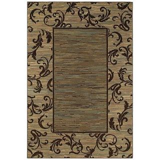 Shaw Living Concepts Ashby Striated Rug Runner   23 x 90