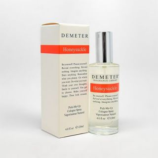 Demeter Honeysuckle Cologne Spray