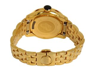 Glam Rock Lady SoBe 40mm Diamond Gold Plated Watch  GR31005D