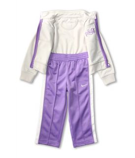 Nike Kids Nike T45 Script Tricot Warm Up Set (Toddler)