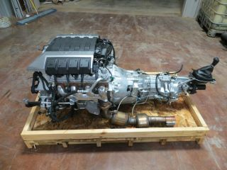 2013 CAMARO SS LS3 6 2L L99 ENGINE 3K 6 SPEED TRANSMISSION COMPLETE