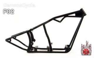 Motorcycle Frame 250 Wide Tire Fits Harley Softail Engine
