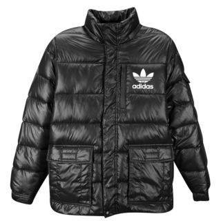 adidas Originals AC Down Jacket   Mens   Casual   Clothing   Black