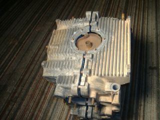 VW type 1 Engine Block Case AE AS 41 dual relief 71   74 yr beetle bug