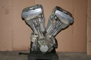 1997 Harley Davidson 80ci Evolution Engine 1340cc EVO Motor ONLY 8 830