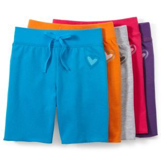 Total Girl® Bermuda Shorts   Girls 4 6x