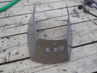 93 Yamaha 90 HP TTR Outboard Engine Cover Bottom Lower Cowl