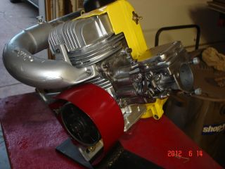 McCulloch MC91 A Kart Engine