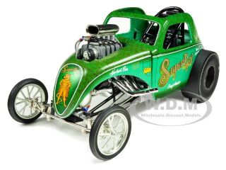 Fiat Super Rat Altered Dragster 1 18 Diecast Model Car by Acme