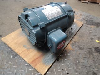 US Motors 5HP C536A 182JM Frame Electric Motor New