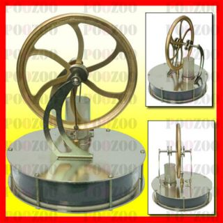 NEW LOW TEMPERATURE STIRLING ENGINE EDUCATIONAL TOY KIT FREE SHIPPING