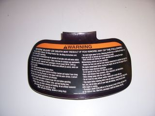 Yamaha Waverunner 99 XL Limited 1200 Engine Hatch Lid