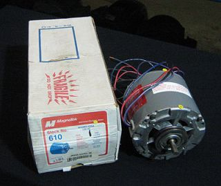 Magnetek Electric Motor Stock No 610 Free Shipping