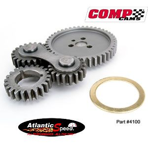 Comp SB Chevy SBC 262 283 302 305 307 327 350 400 Billet Gear Drive