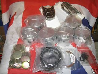 Triumph TR6 TR250 Engine Bottom End Rebuild Kit MG MGB MGC Austin