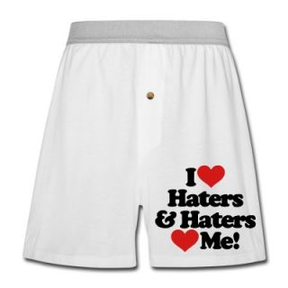 LOVE HATERS & AND HATERS LOVE ME! Underwear ID