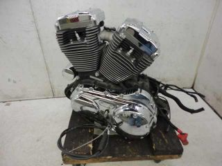 04 Harley Davidson Sportster XL Engine Motor Videos