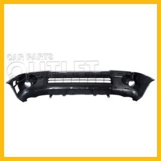 05 11 Tacoma Front Plastic Bumper Cover Primed TO1000304 Base 2WD 2 7L
