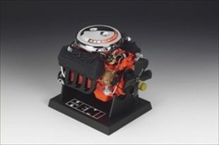 Dodge Hemi 426 Diecast Engine Model 1 6 Scale
