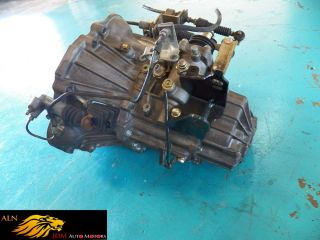 Toyota Corolla Levin Trueno 20 Valve 4AGE Manual 6 Speed Transmission
