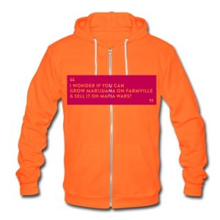 Quote Grow Sell Marijuana (1c)++2012 Zip Hoodie ID