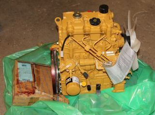 Caterpillar Cat Perkins Diesel Engine 3011C HH28 4H3XL1