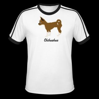 Cartoon Chihuahua T Shirt 5554608