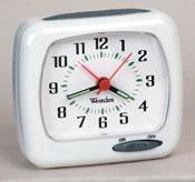 Ingraham Clocks 47 309 Echo Quartz Analog Alarm Clock