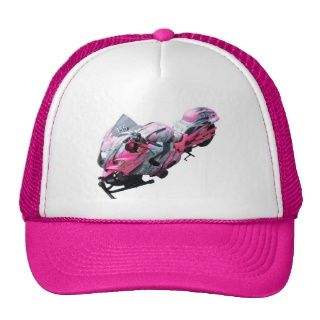 Rosa Prostreet Turbo Hayabusa Hut Trucker Caps